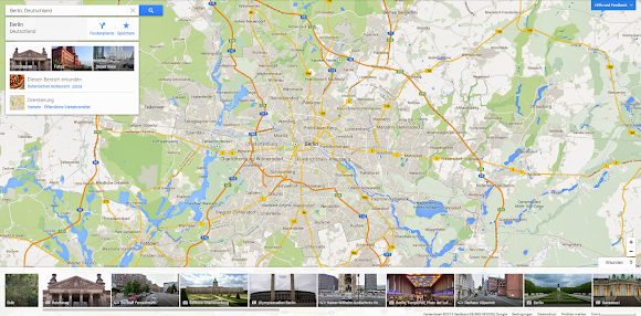 newM Das neue Google Maps & Video Test