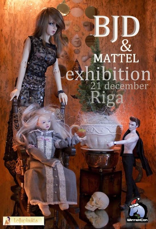 Winter Con 2014 Exhibition2