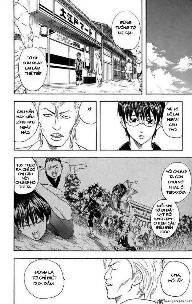 Gintama Chap 36 page 6 - Truyentranhaz.net