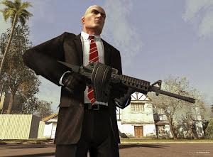 Screen Shot Of Hitman: Blood Money (2006) Full PC Game Free Download at Alldownloads4u.Com