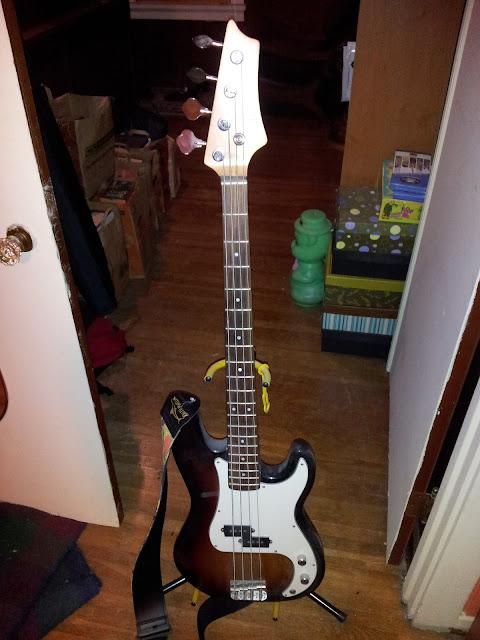 Johnson bass