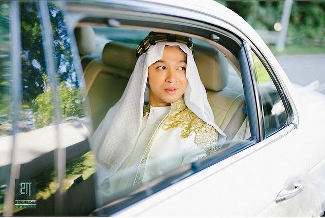 Image result for syarif sleeq kahwin