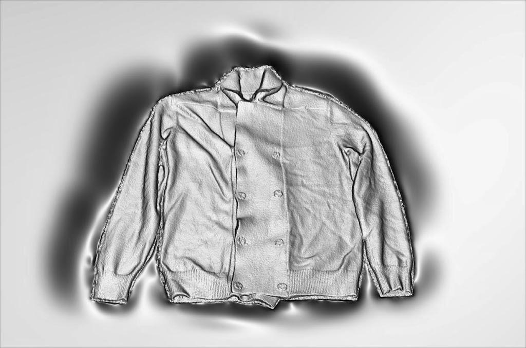 Cosine shaded masked cardigan range image.