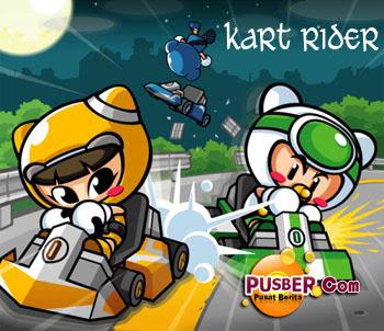 Download Kart Rider Gemscool, Gemscool KartRider Online Indonesia