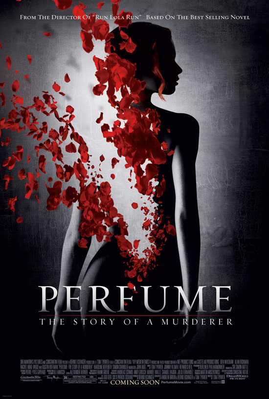 libro de el perfume completo