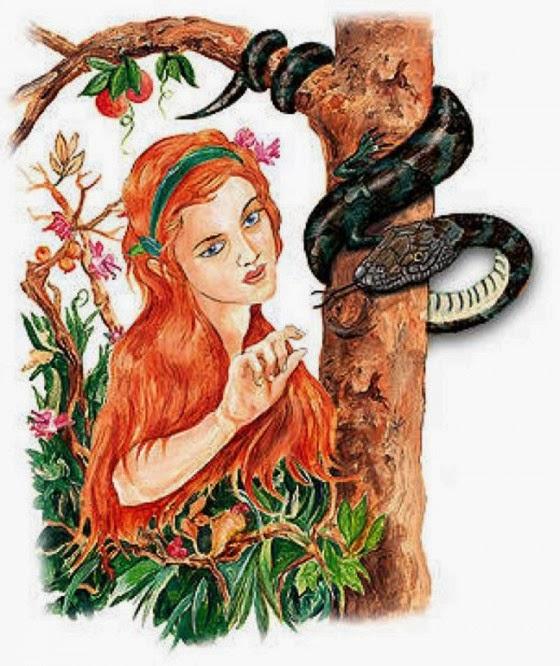 Hmong Folklore – The Snake Prince and Pumpkin Seed (Poj Niam Kev Nyoaj Siab)