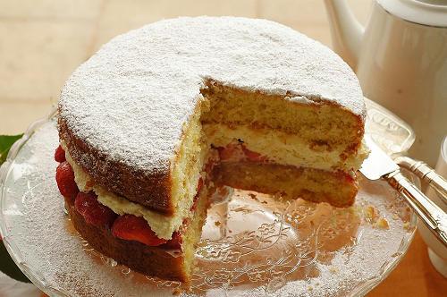 維多利亞海綿蛋糕 Victoria Sponge Cake02