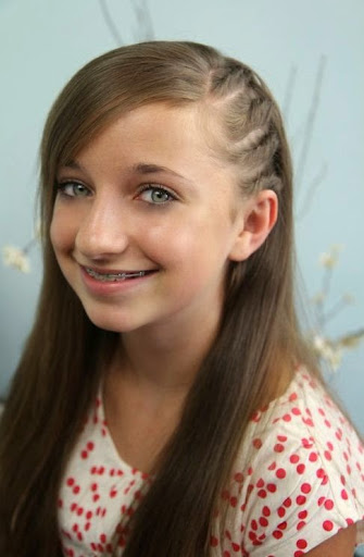 Superb 30 Easy Cute Hairstyles For School Girls Be With Style Hairstyles For Men Maxibearus