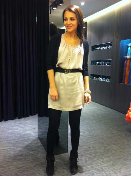 Vestido corto panty - 2 6