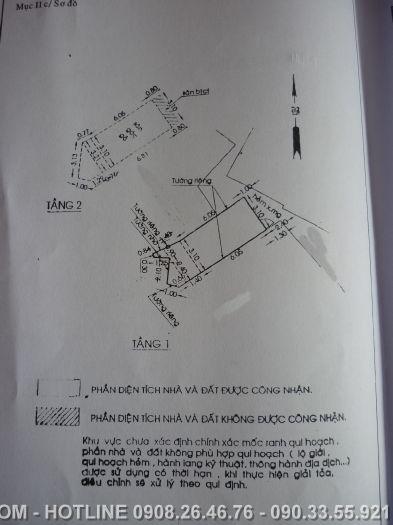 Bán nhà Tô Hiến Thành , Quận 10 giá 1, 96 tỷ - NT11