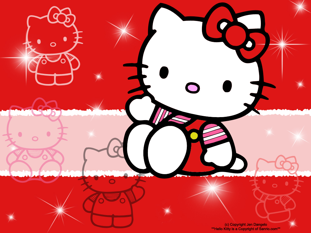 Hello Kitty March 2011