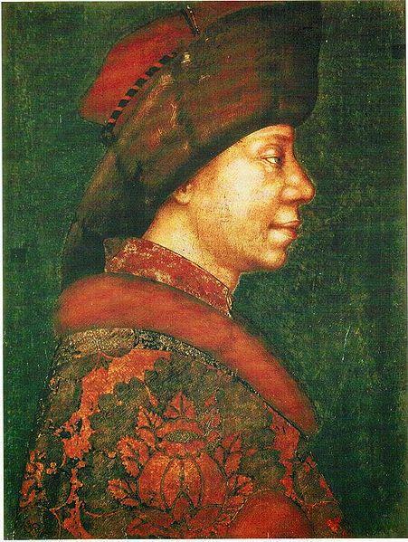 Pisanello - A man