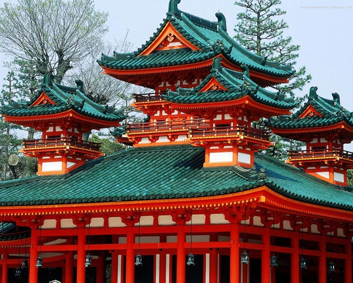 Top 10 Most beautiful places of japan March 2012