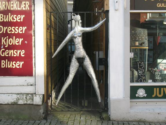 Tienda en Bergen
