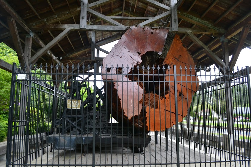Музей Севернозападной Железной дороги. Сновколми, штат Вашингтон (Northwest Railway Museum, Snoqualmie WA)