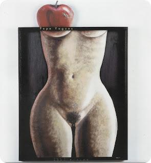 Escultura de Pepe Yagües