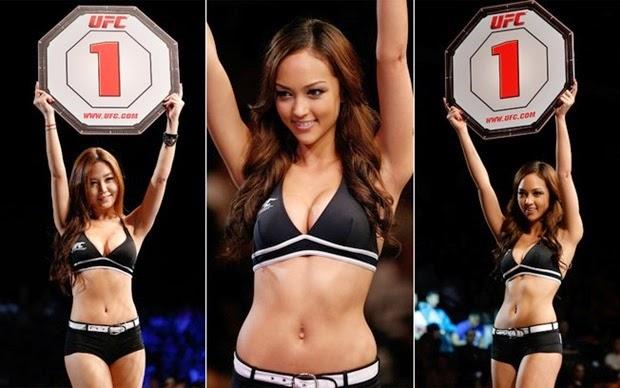 Jessica Cambensy - sắc hoa khuấy đảo sàn đấu UFC
