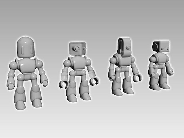 Adrian's Robot Designs