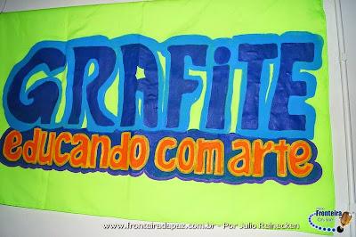 II Mostotra de Grafite da Escola Julio de Castilhos acontece no Sal�o de Mostras da Esta��o F�rrea de Santana do Livramento