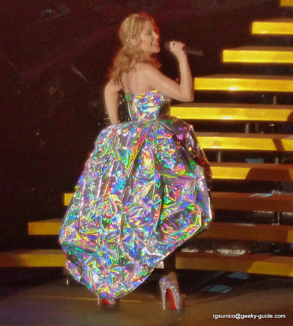 Kylie Minogue - Aphrodite Live Manila