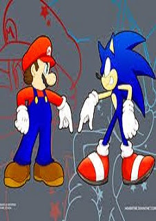 Mario And Sonic Flash Alpha   PC