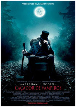 Baixar Filme Abraham Lincoln: Caçador de Vampiros