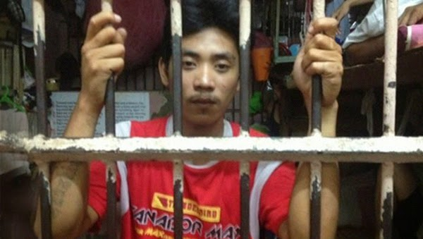 Jose Montecillo who rape UPLB Student arrested and jailed