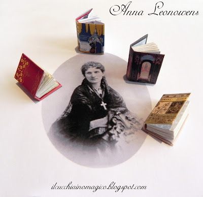 Anna Leonowens' Books