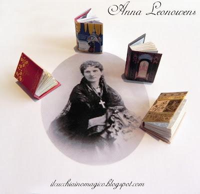 Anna Leonowens' Books