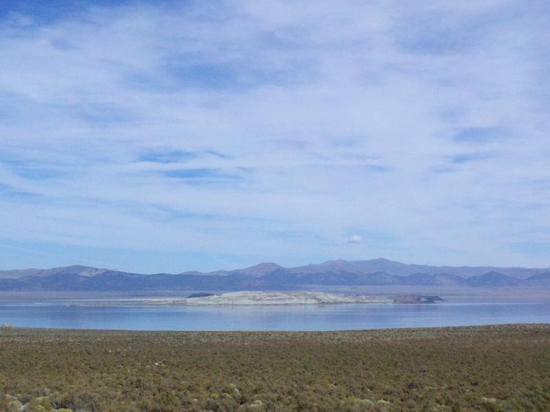 Mammoth Gran Fondo • Mono Lake