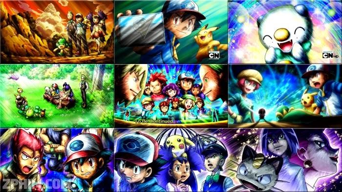 Ảnh trong phim Bảo Bối Thần Kỳ 14 - Pokemon Season 14 5