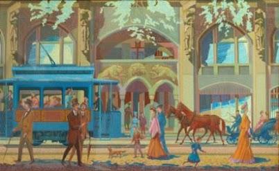 Виставка живопису  Володимира Липового