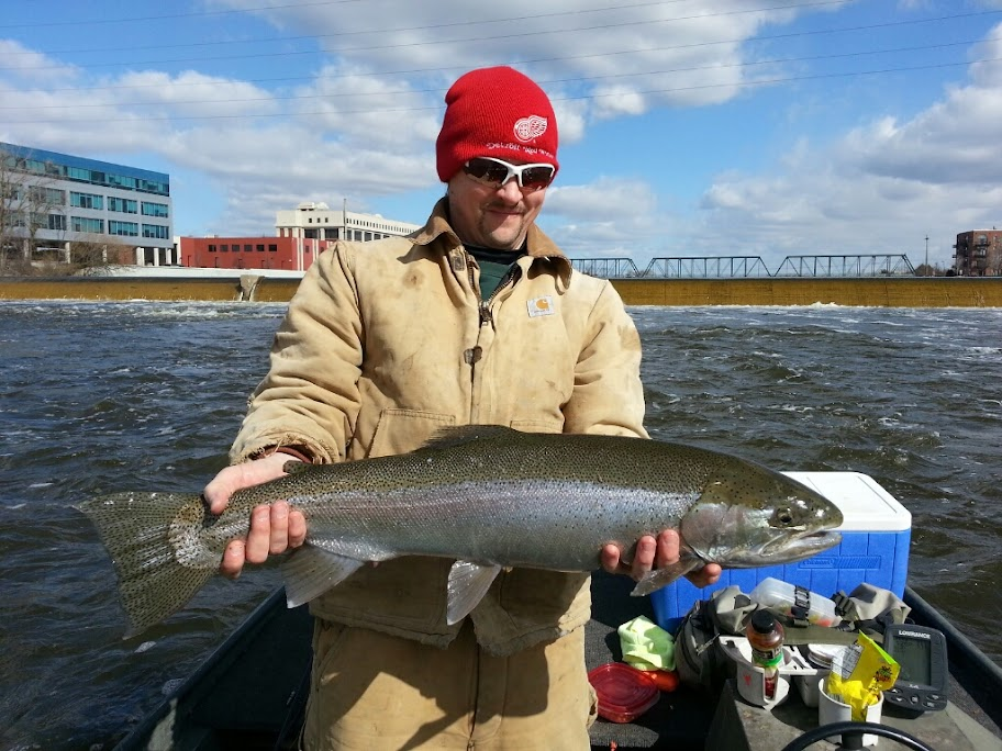 Grand Rapids Fishing Guide Service