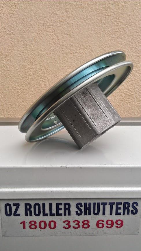Steel Pulley