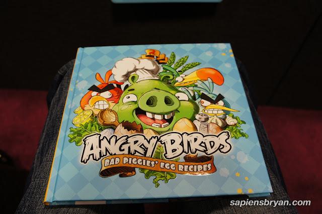 Angry Birds Cookbook!