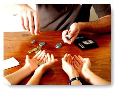 распределение семейного бюджета
