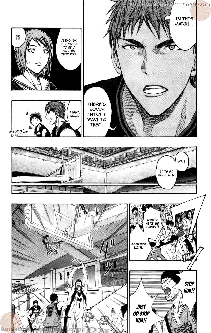 Kuroko no Basket Manga Chapter 98 - Image 13