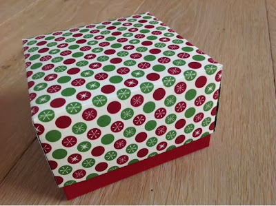 Box für Pralinen