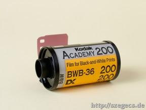 Kodak Academy 200 (régi verzió)