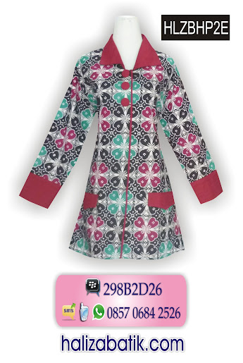 grosir batik pekalongan, Model Baju Batik, Blus Terbaru, Baju Batik