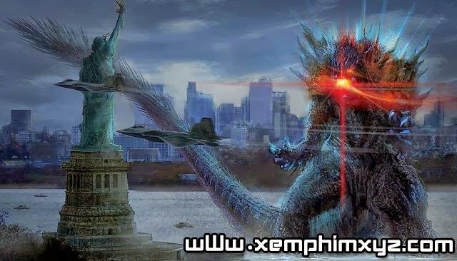 Quái Vật Godzilla 2014 Full