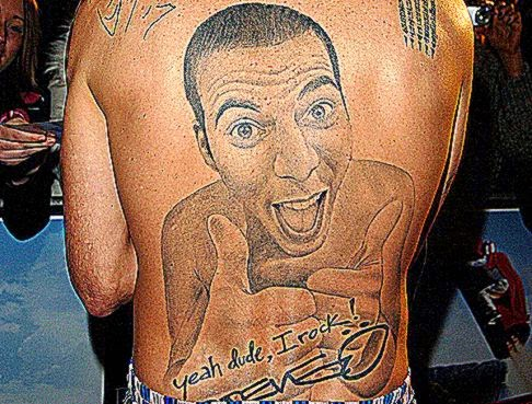 The Worst Celebrity Tattoo Ever Round Two   TLC  New Now