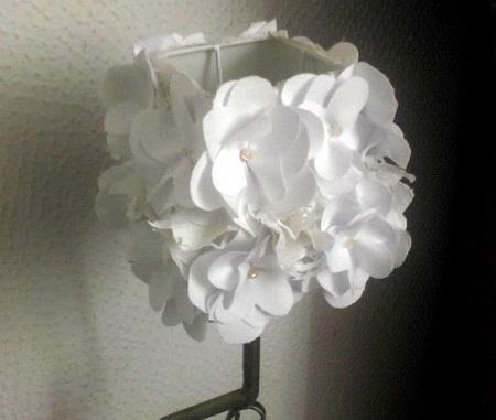 cúpula de luminária customizada