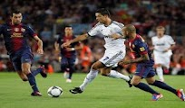 Repeticion goles Barcelona Real Madrid supercopa ida