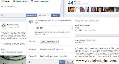 """facebook promote page"""