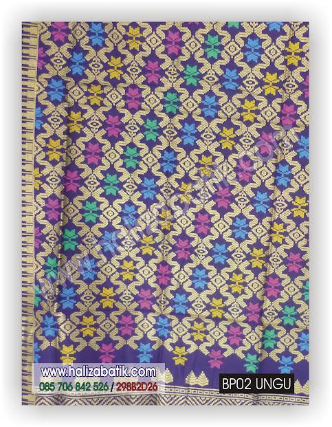 Kain Batik Murah, Gambar Baju Batik, Model Batik, BP02 UNGU