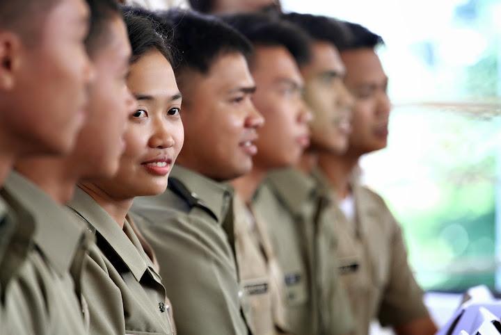 PMA graduates visit Cagayan de Oro