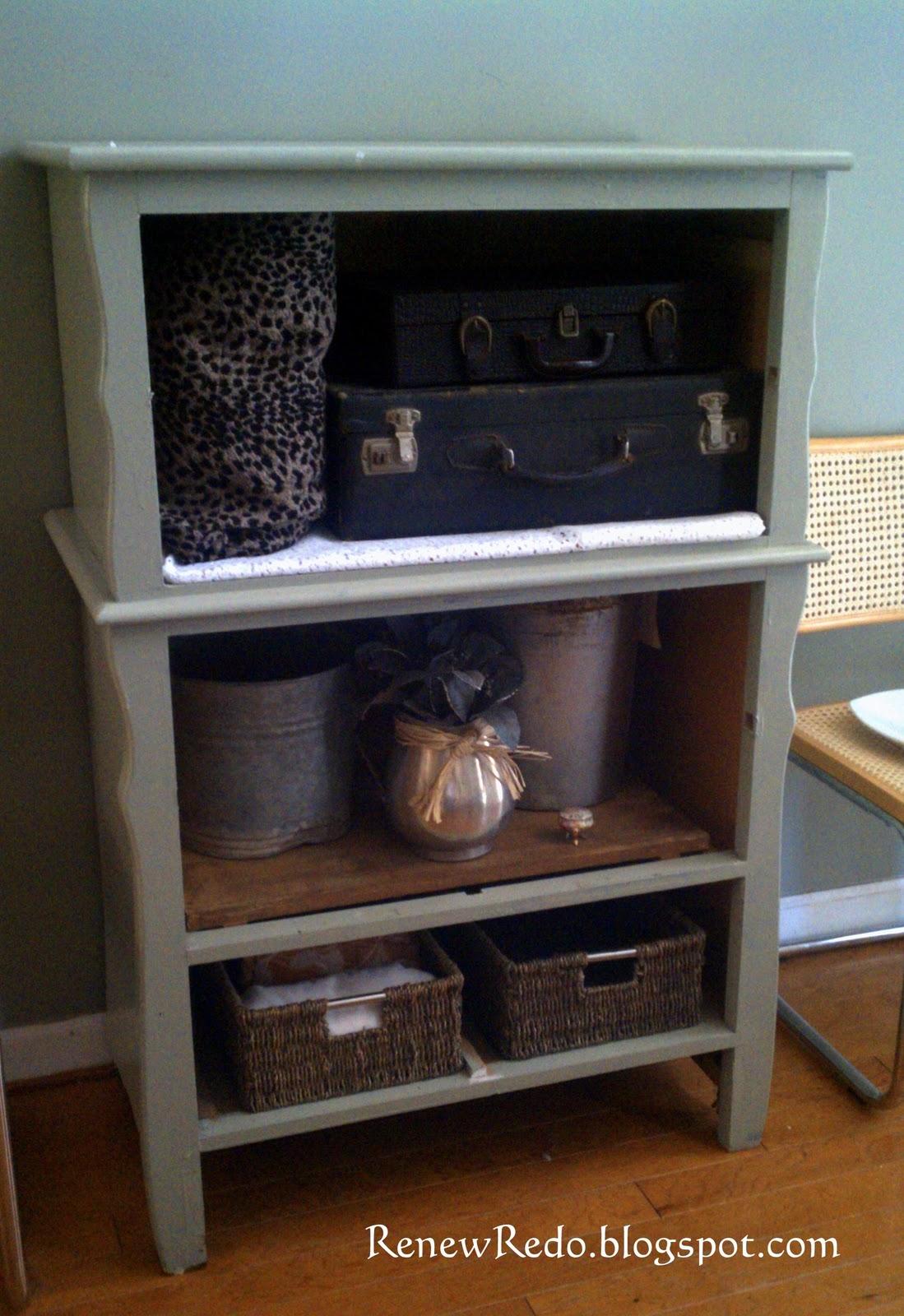 renew redo repurposed chest of drawers