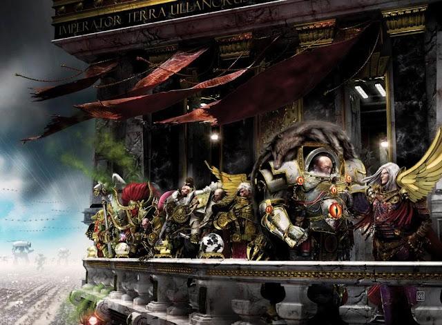 Forgewolrd presenta… Horus, el Señor de la Guerra.