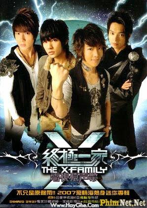 Phim Chung Cực Nhất Gia - X Family